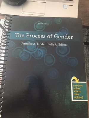 The process of Gender 4th edition for Sale in Phoenix, AZ
