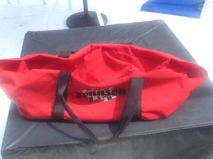 Johnson Racing Duffle Bag for Sale in New Port Richey, FL