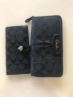 Coach wallets for Sale in Bethel Park, PA
