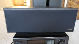 Camber center speaker for Sale in Bothell, WA
