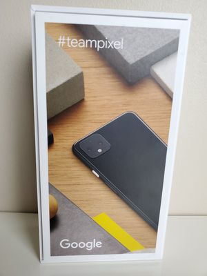 Tmobile -Google pixel 4 XL brand new for Sale in Seattle, WA