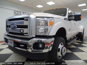 2016 Ford F-350 SD Platinum 4X4 Diesel DUALLY for Sale in Paterson, NJ