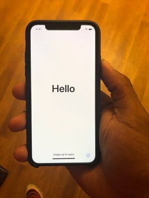 IPHONE 10 X Brand new 10/10 Condition for Sale in Atherton, CA