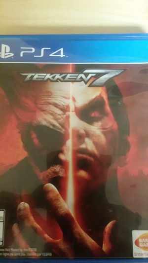 Tekken 7 PS4 for Sale in Tucker, GA