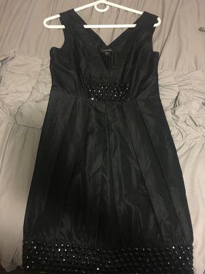 Fabulous Black Taffeta Dress from Bebe. for Sale in Tempe, AZ