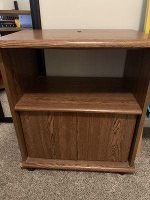 Entertainment stand/ night stand. for Sale in Lexington, KY