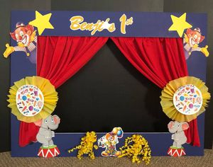 Carnival theme party supplies custom made on order for Sale in Guilderland, NY