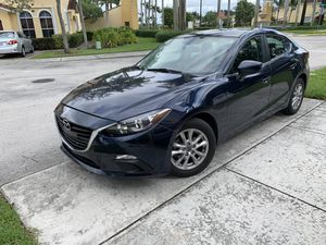 Mazda 3 (2016) Sedan, Blue for Sale in Miami, FL