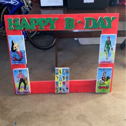 Loteria Photo Booth Frame for Sale in Orange Cove,  CA