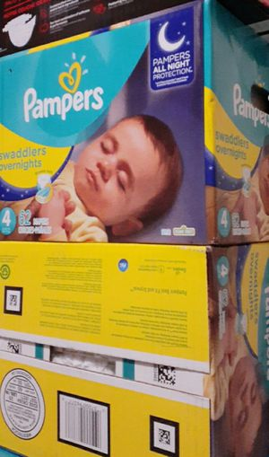 Size 4 Pampers for Sale in Los Angeles, CA