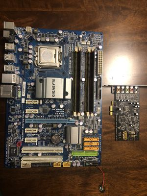 Motherboard and CPU Combo for Sale in Bellevue, WA