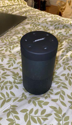 Bose Soundlink Revolve Bluetooth Speaker for Sale in San Diego, CA