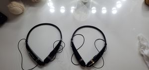 LG Bluetooth Headsets. for Sale in Buffalo Grove, IL