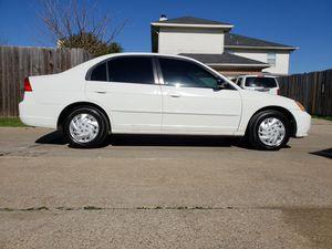 02 honda civic for Sale in Duncanville, TX