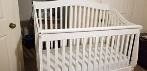 IKEA baby crib with mattress for Sale in Chantilly, VA