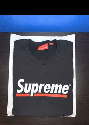 Supreme Underline Crewneck for Sale in Los Angeles, CA