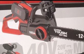 40v electric chainsaw for Sale in Tumwater,  WA