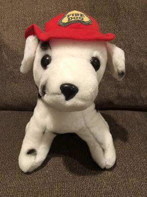 Fire Dog Stuffed Animal for Sale in Clifton, VA
