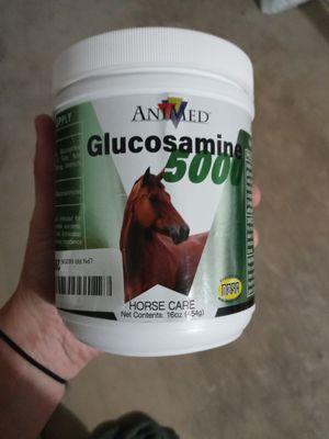 Glucosamine 5000 horse care for Sale in Las Vegas, NV