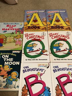 Set Of 8 Berenstain Bears Beginner Books for Sale in Smyrna,  TN