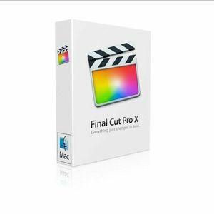 Final Cut Pro X Mac Video Editing software for Sale in Lake Worth, FL