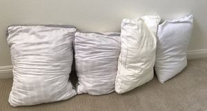FREE Four Standard Size Pillows for Sale in Rancho Santa Margarita, CA