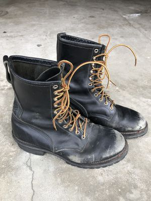 Redwing Boots, motorcycle, hiking, lumberjack, winter! for Sale in San Clemente, CA