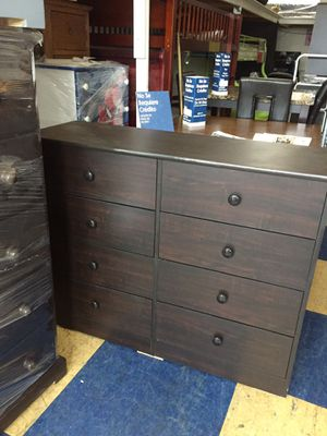 8 drawers chests dresser any colors new-45W-17D-36H for Sale in Long Beach, CA