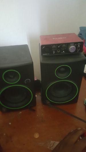 Studio equipment for Sale in Richmond, VA