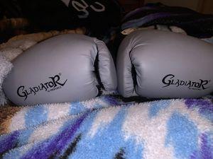 12oz gladiator boxing gloves for Sale in Millsboro, DE