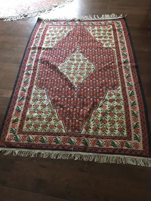 Vintage hand made kilim for Sale in Los Angeles, CA