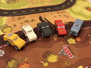 CARS track play table set for Sale in Diamond Bar, CA