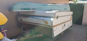 Pop up trailer and crawdad boat together or separate for Sale in Glendale, AZ