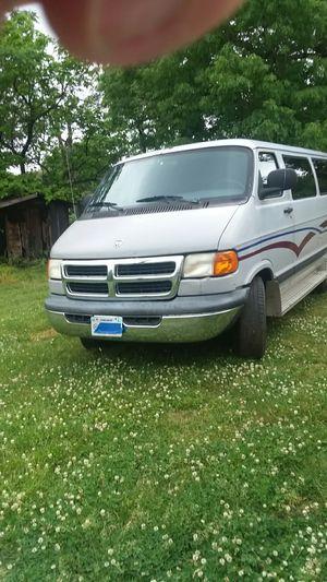 99 dodge ram 3500 van for Sale in Nathalie, VA