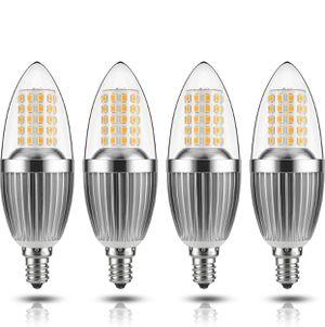 NEW LED Candelabra Bulb, Non-Dimmable 100-Watt Light Bulbs Equivalent, 12W LED Candle Bulbs,Warm White 3000K Chandelier Bulbs for Sale in San Dimas, CA