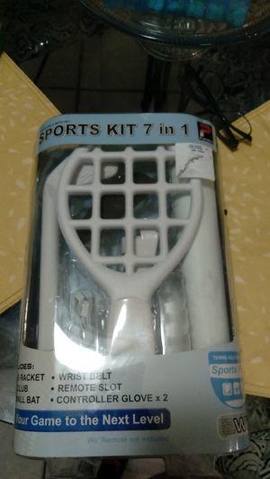Wii sports kit 7 in 1 for Sale in Hialeah, FL