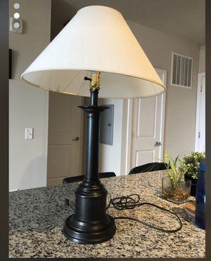 Table lamp for Sale in McLean, VA