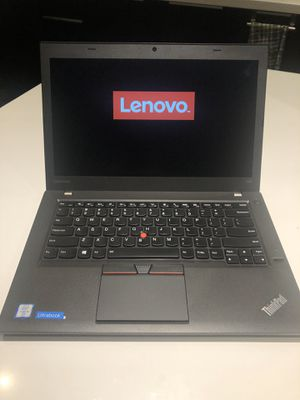 Lenovo thinkpad ultrabook laptop 14 inch / i5 6th Gen/ 256GB SSD + 16GB SSD / 8GB RAM - DUAL BATTERY 🔋 for Sale in Captiva, FL