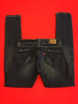 New Levi's Skinny Low-Rise Jeans, Size 3 for Sale in Las Vegas, NV