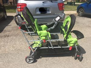 Joovy Big Caboose Triple Stand and Ride stroller for Sale in Kentwood, MI
