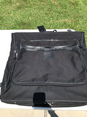 COACH Garment Luggage for Sale in Houston, TX