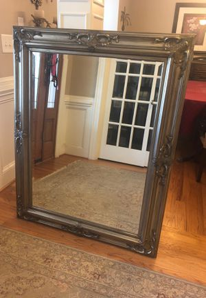 Gold framed wall mirror for Sale in Cary, NC