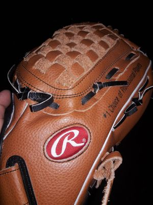 Baseball softball glove for Sale in Brea, CA