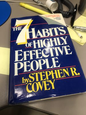The 7 habits of highly effective people for Sale in Campbell, CA
