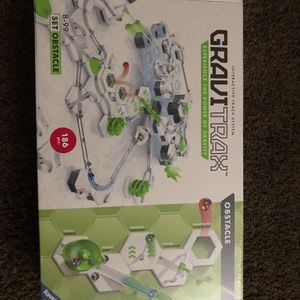 Ravensburger Gravitrax Obstacle Course Set (New) for Sale in Modesto, CA