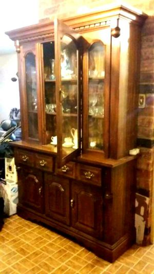 Vintage China Hutch for Sale in Waco, TX