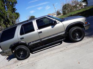 2000 Chevy Blazer 4x4 for Sale in Mulberry, FL