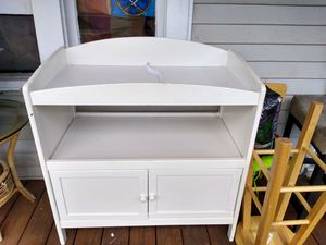 Baby Changing table for Sale in West Seneca, NY
