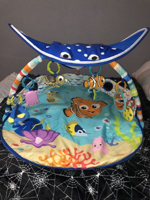 Finding Nemo activity gym for Sale in Fresno, CA