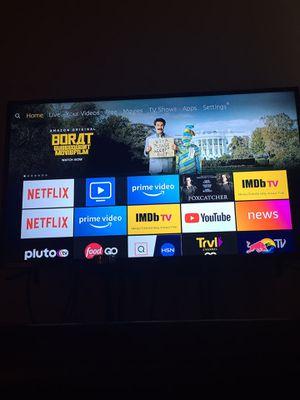 50 inch smart tv JVC! for Sale in DeBary, FL